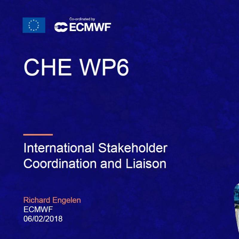 CHE General Assembly WP6